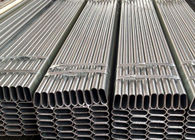 Circle / Square / Rectangle / Ellipse galvanized, oiled, black Welded Steel Pipes / Pipe