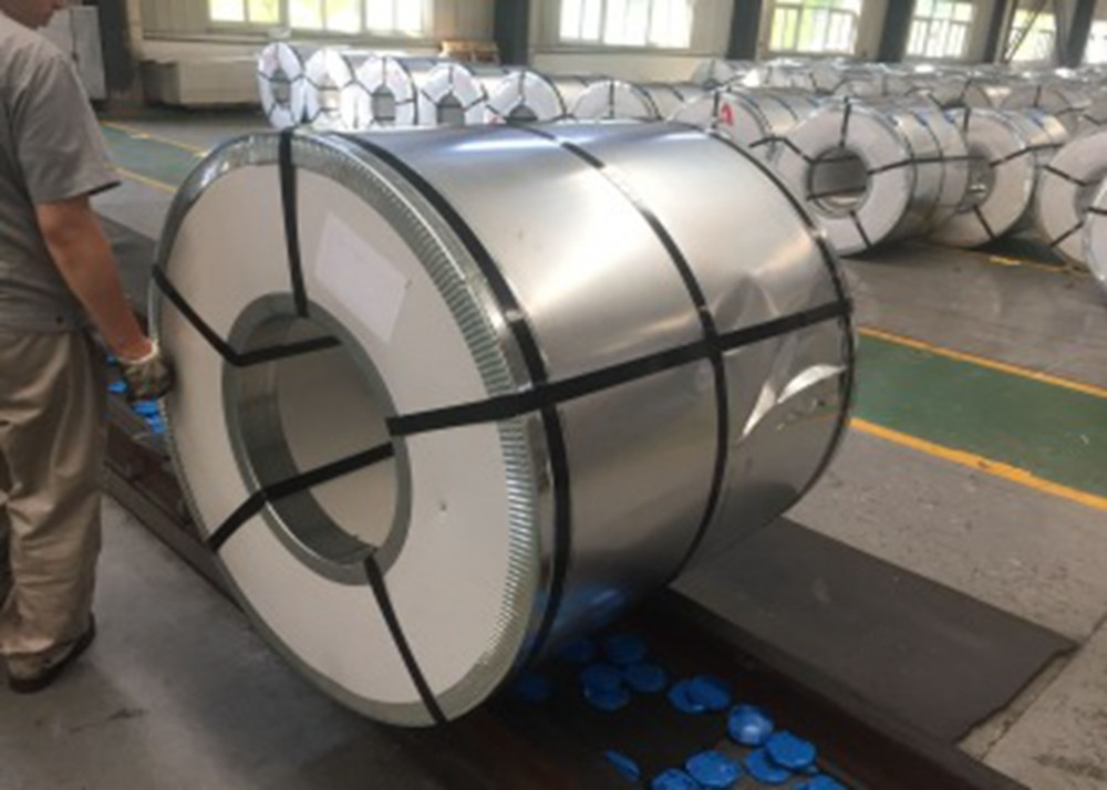 DX51 SECC Zinc Coated Cold Rolled Hot Dip Galvanized Coils