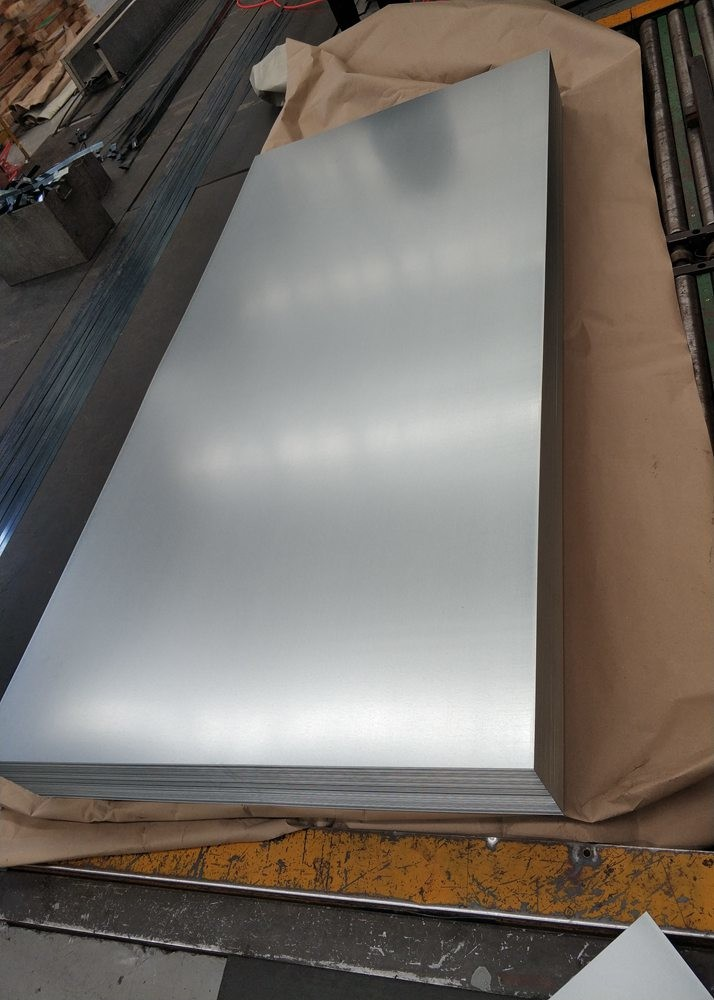 10mm Z60 0.75mm Hot Dipped Galvanized Steel Sheet