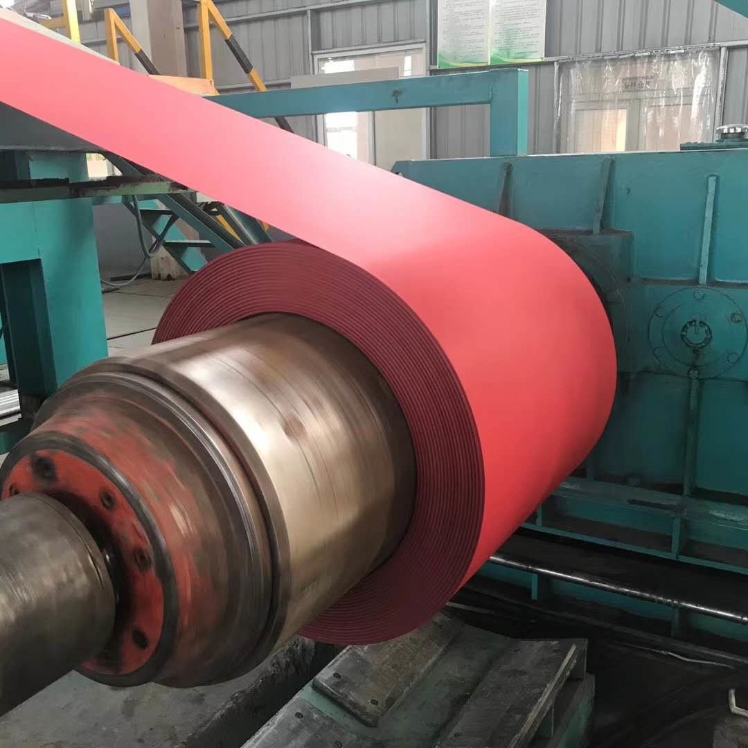 DX51D Container Plate 1500mm Prepainted Color Steel Coils